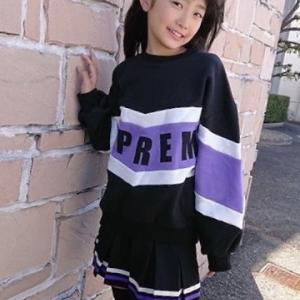 ♡韓国子供服ミルティ名東店♡ スタッフオススメ!!BLACK×PURPLE コーデ♪