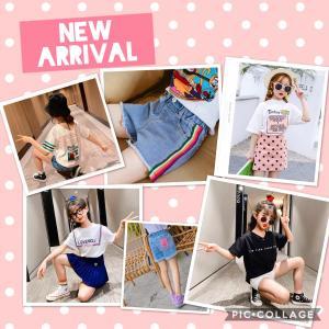 ♡韓国子供服ミルティ名東店♡ New Arrival☆彡韓国キッズウェア♪