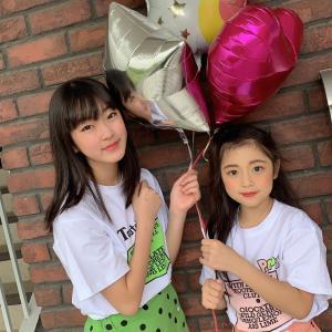 ♡韓国子供服ミルティ名東店♡ modelちゃん新作アイテム撮影会♬