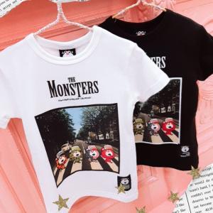 韓国子供服Milty名東店 ☆JAM♬新作Tシャツ入荷してます☆