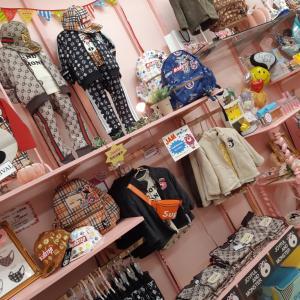 韓国子供服Milty名東店 ♡店内雰囲気変わりました♡