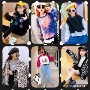 ♡韓国子供服ミルティ名東店♡ 新作☆彡今回もカワイイがいっぱ~い♪