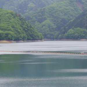 小河内ダムに行ってきました。