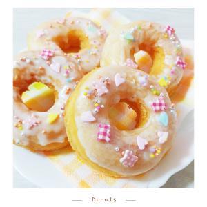 ゆめかわいいドーナツ作り♡