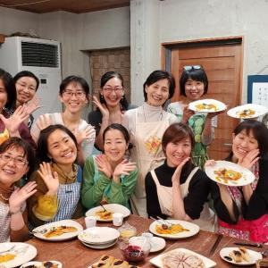 【残席わずか!】講師陣一同が初めて味わった感動の味も♡上級コースレッスン2020年1月スタート!