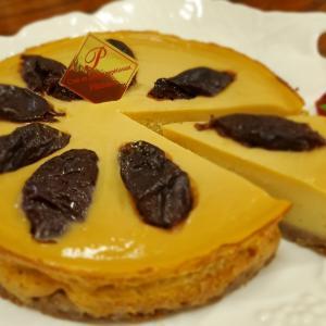 上級レッスン5回目・チーズ無しなのに、まるでベイクドチーズケーキのお味の秘密は・・・?!