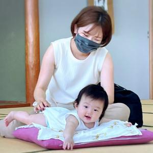 【開催報告】赤ちゃんが緊張する原因は?