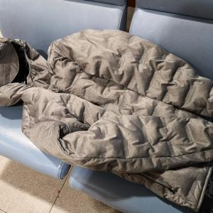 冬の新千歳空港でちょっとだけ快適になる裏ワザ♪