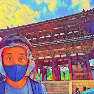 【京都観光のいま】仁和寺の現在の様子