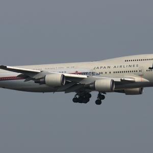 Boeing 747-446D JA8907 -02