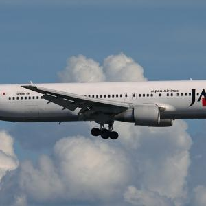 Boeing 767-346 JA8268