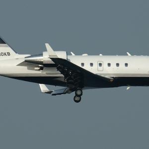 Bombardier CL-601 N910KB