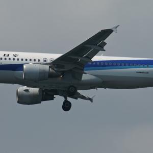 Airbus A320-211 JA8997