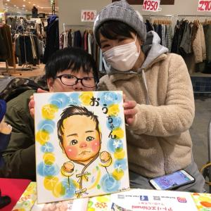 12月5日momoテラスChinami