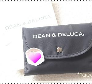 DEAN & DELUCAの エコバック♪