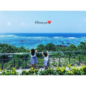 【♡ご感想&着画♡沖縄ハレクラニで着て頂きました♪】