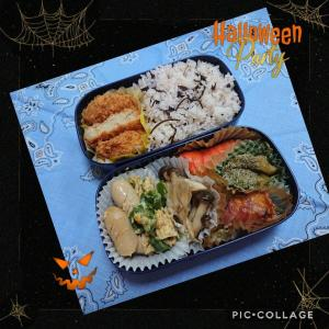 今日のダンナ弁当と鎌倉ランチ