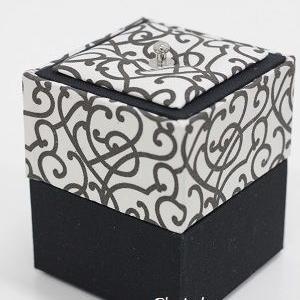 今回のレッスンはミニ落し蓋の箱です☆