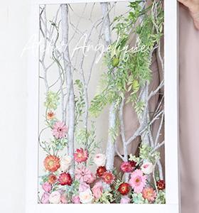 プリザーブドフラワー 「最適な保存方法」で飾って楽しむ