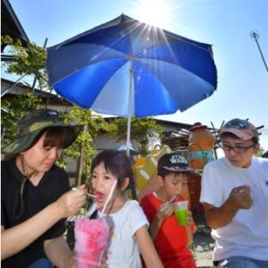 伊勢崎、桐生で県内史上最高の40.5度を観測