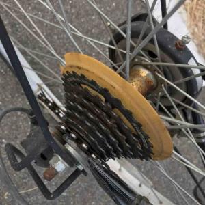 サイクリングのトラブルから…