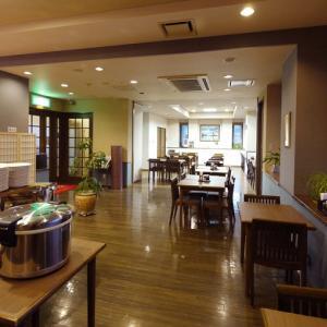 朝食 ホテルルートイン糸魚川