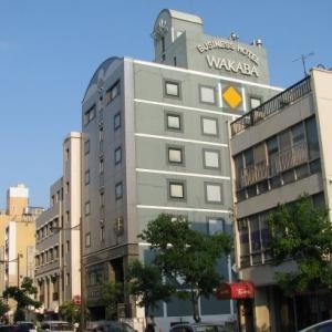 朝食はルームサービス ホテルWAKABA@香川高松
