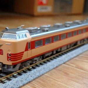 TOMIX 485系 仙台車両センター A1・A2編成(限定品)