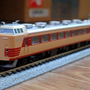 TOMIX 485系300番台「ひばり」交直両用特急型電車