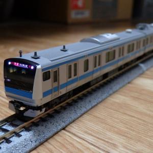 KATO E233系1000番台 京浜東北線