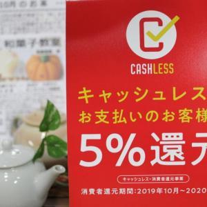 消費増税とキャッシュレス決済5%還元について