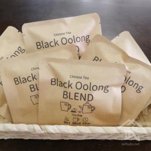 Black Oolong BLEND 入荷しました