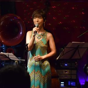 森岡典子with team Marlene featuring 大坂昌彦live at音吉MEG