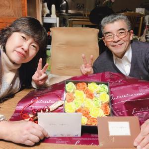 ♡入籍記念日♡ホントのプレゼント
