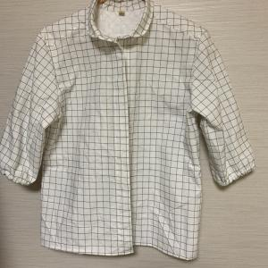 やっぱりかわいい白シャツ