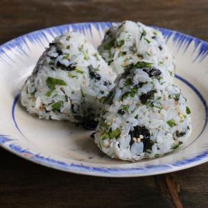 米粒を食べると元気が出る!