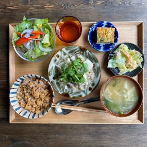 柚子麻婆豆腐定食