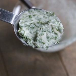 大葉バターを作っておけば、簡単ですばらしき!
