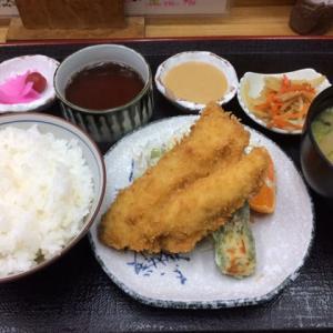 日替り(鯛のフライ)定食@季節料理藤原