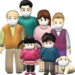 健常者にマスクが必要は科学的根拠なし