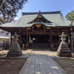 鬼子母神堂(雑司ヶ谷)
