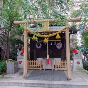 茶ノ木神社(人形町)