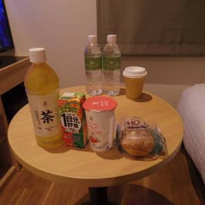 ロイヤルツインホテル京都八条口に宿泊。