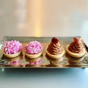 京都土産にもぴったり 美しいお菓子