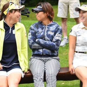 NEC軽井沢72ゴルフトーナメント 優勝は穴井詩、しぶこは3位タイ Karuizawa 72 tournament, Anai won the championship and Shibuno ranked third