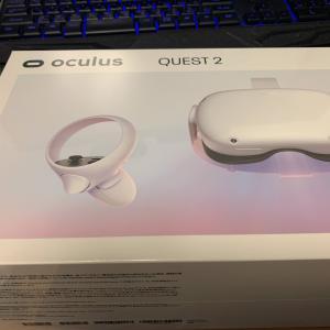 Oculus Quest 2を購入してみた (VR端末)