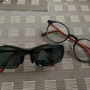 メガネの刷新