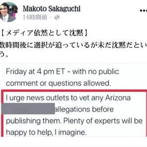 メディア依然として沈黙!トランプ圧勝の【不正選挙アリゾナ監査結果報道】日本が18904票を不正操作!関与した個人、組織、メディア全て片道切符!国防総省が裁きを下す!逮捕、処刑!