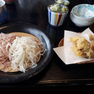 秩父に観光に行って、十割蕎麦を堪能!「みやび庵」(秩父/そば)