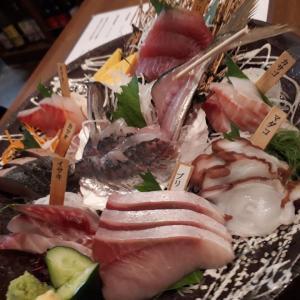 湯島の居酒屋さんで海鮮三昧!「魚之屋」(湯島/居酒屋)